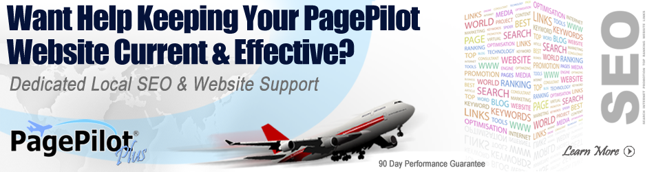 PagePilot Plus by Online Access is your all access pass to website updates and SEO