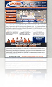 Jacobs Air Conditioning and Heating in Carbondale, IL - (618) 529-2989 - powered by Online-Access