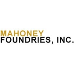 Mahoney Foundaries specializes in aluminum, bronze & copper based casting.